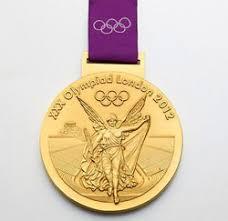 Afbeeldingsresultaat voor gouden olympische medaille